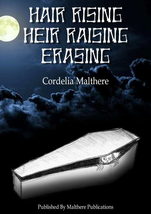 Hair Rising, Heir Raising, Erasing Book Cover